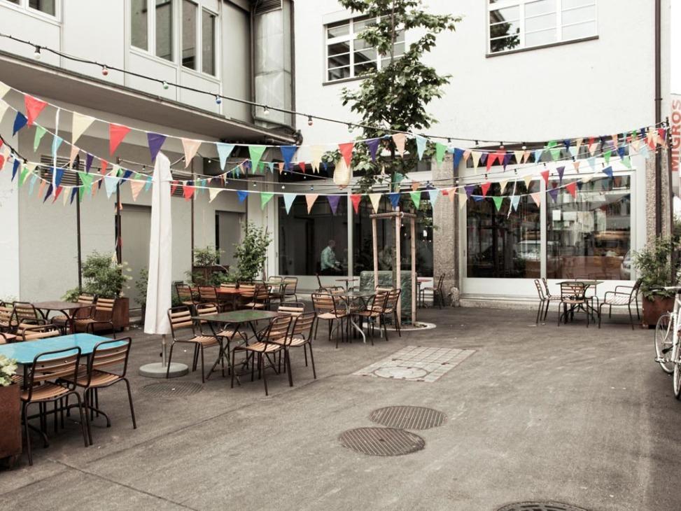 Cafe Lange Kassel Brunch
