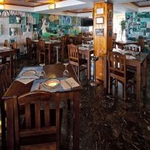 Restaurant Las Sirenas, Arenal, Mallorca, Spain