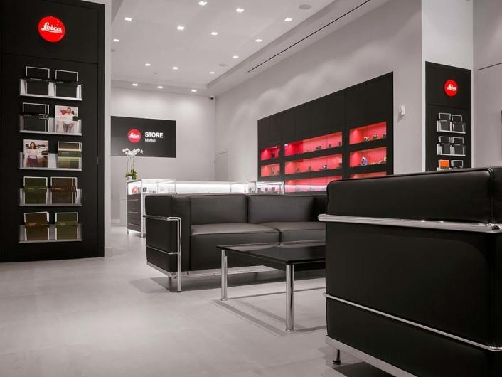 Leica Store, Miami, Florida, USA