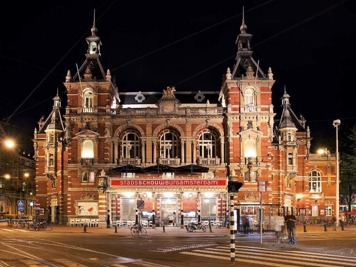 Stadsschouwburg (Stadttheater)