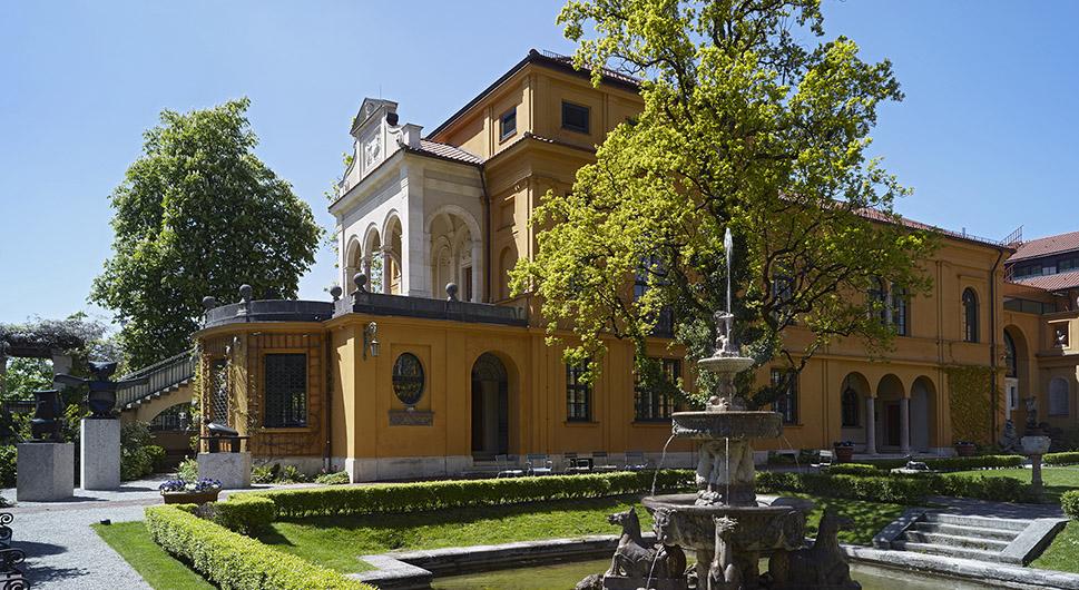 Städtische Galerie im Lenbachhaus