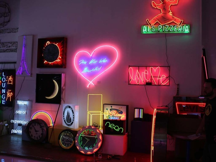 Let There Be Neon