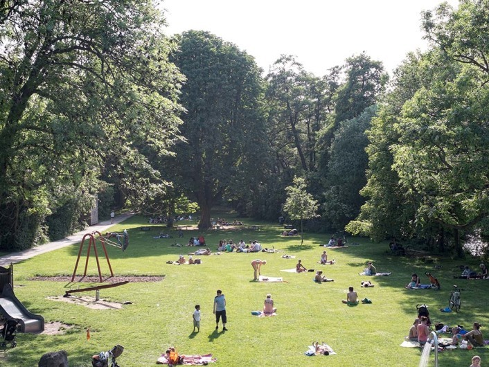 Park, Outdoor
