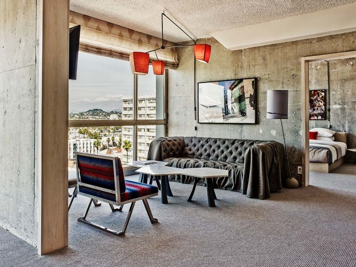 Hollywood Hills Apt Suite