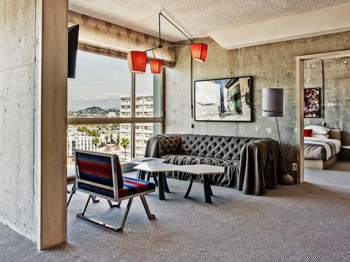 Hollywood Hills Apt Suite