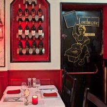 Loubane, the oldest Libanese restaurant in France, an institution in Paris, featured in Cool Paris