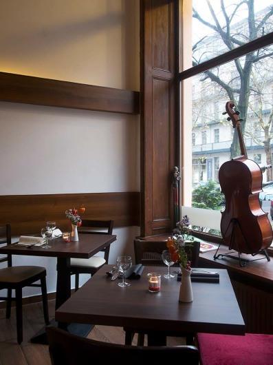 Lucky Leek, Vegan Restaurant, Prenzlauer Berg, Berlin, Germany