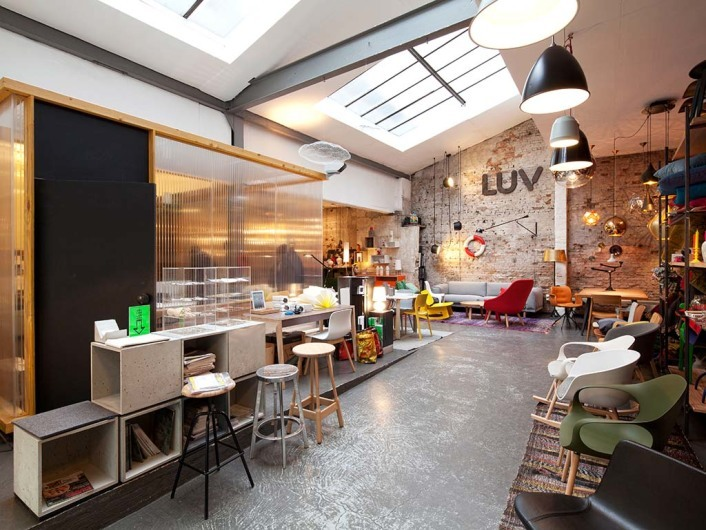 LUV Interior Hamburg