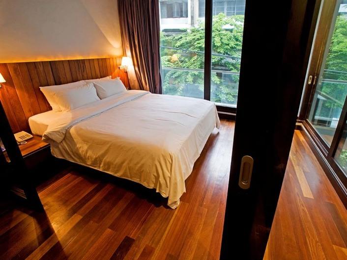 Luxx Hotel Bangkok, Thailand