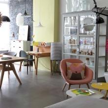 hamburg shops showrooms. Black Bedroom Furniture Sets. Home Design Ideas
