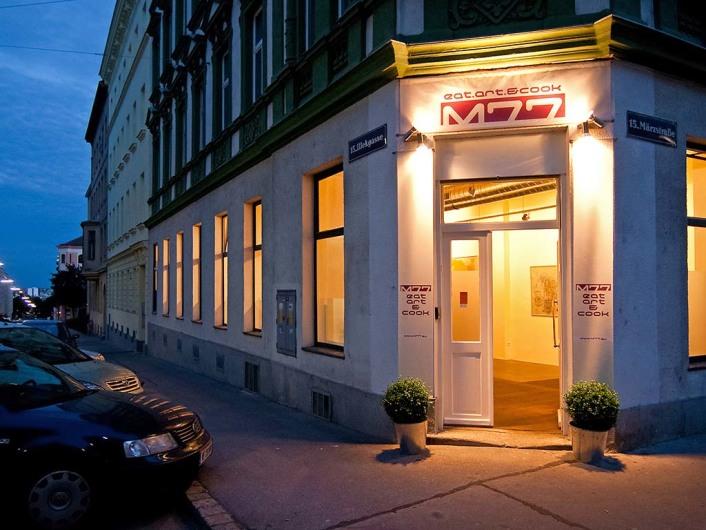 M77 dinner club
