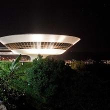 MAC Niteroi, Rio de Janeiro, Brazil