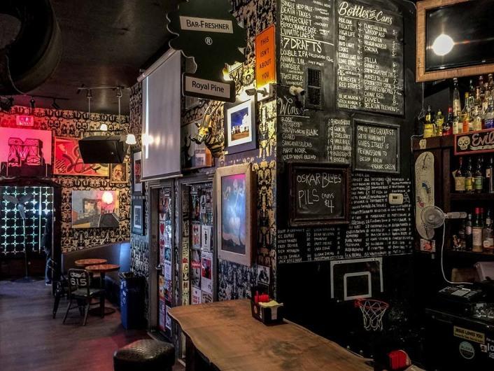 Madrone Art Bar