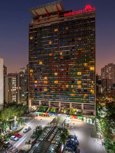 Maksoud Plaza, São Paulo, Brazil
