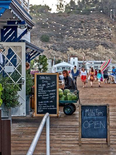 Malibu Farm Pier Cafe