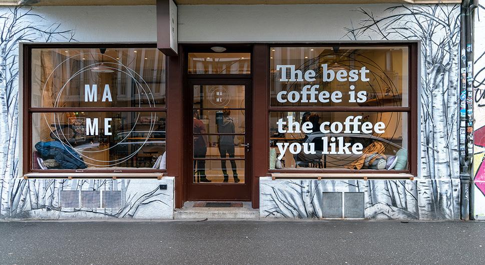 Mame Coffee
