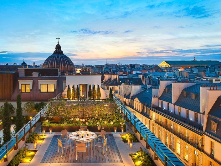 Mandarin Oriental, Paris, France