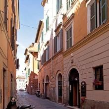 Le Mani in Pasta, Rome