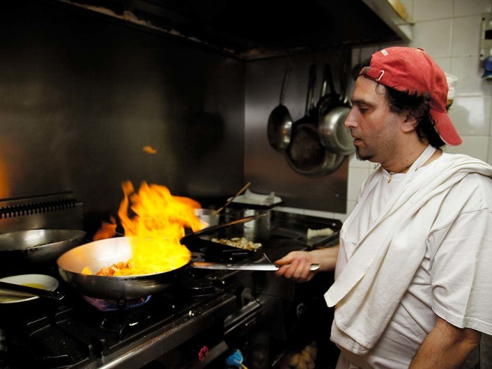Cooking, Le Mani in Pasta, Rome, Italy