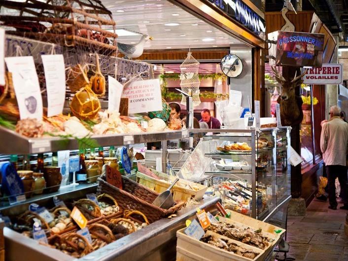 Marché Beauvau Place d'Aligre