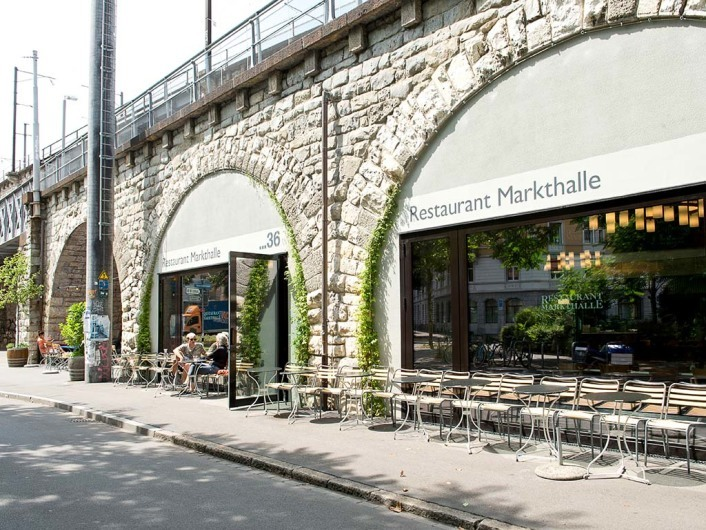 Markhalle, Zurich, Switzerland