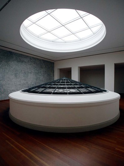 Martin-Gropius-Bau: Rotunde, Zweites Obergeschoss