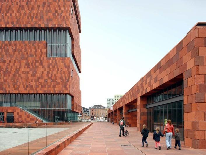 MAS / Museum aan de Stroom