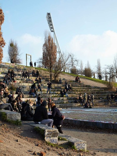 Mauerpark - Kreuzberg (Berlin)www.mauerpark.info