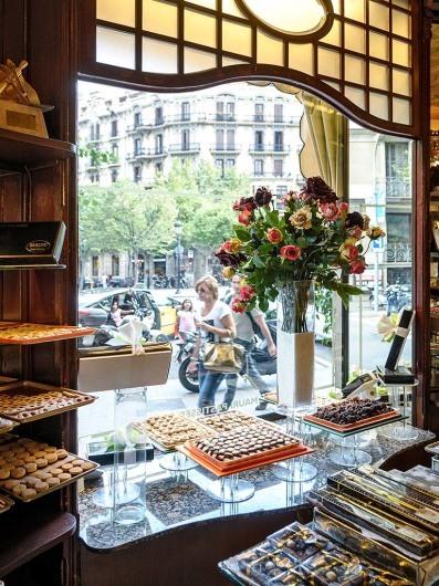 Cafe Mauri, Barcelona, Spain