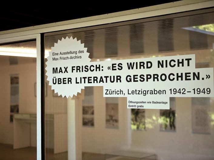 Max Frisch Bad, Letzigraben, Zurich, Switzerland