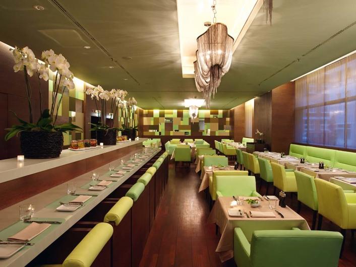 M eatery for Member of design hotels
