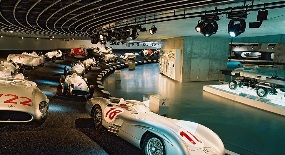 Mercedes Benz-Museum