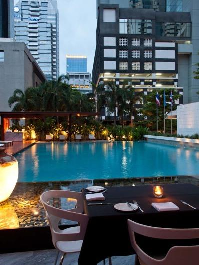 Metropolitan; Bangkok; Thailand