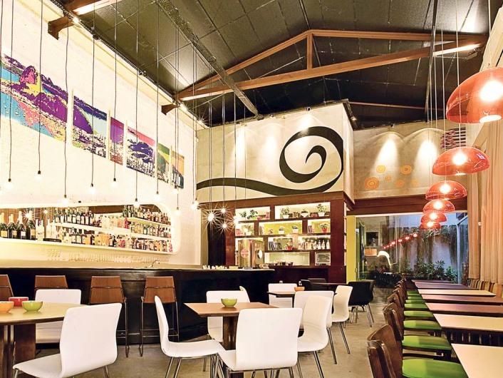 Meza Bar, Rio de Janeiro, Brazil