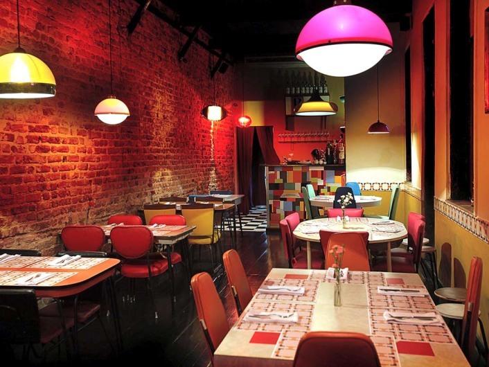 Restaurant, MiamMiam, Rio de Janeiro, Brazil