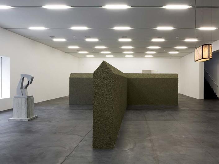 Valentin Carron, Sammlung Migros Museum für Gegenwartskunst