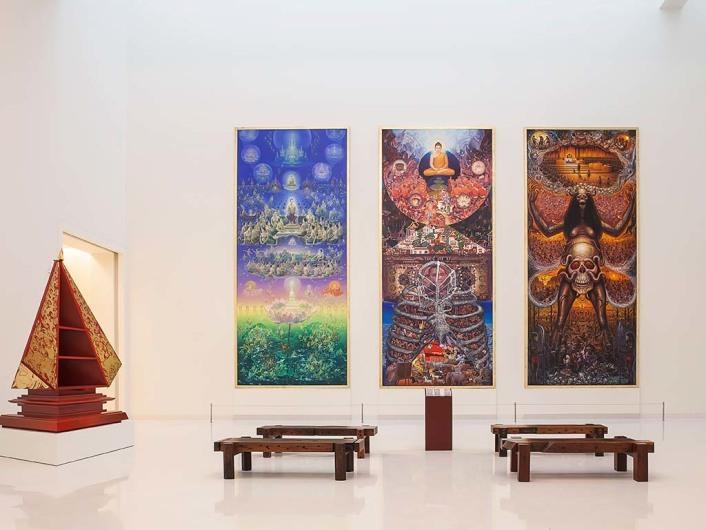 Museum of Contemporary Art, MOCA, Bangkok, Thailand