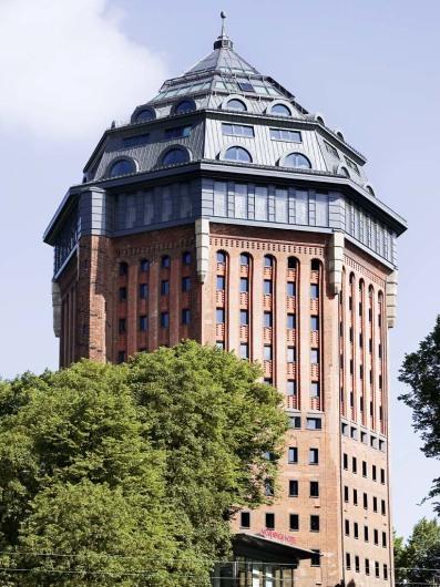 M venpick hotel hamburg for Coole hotels in hamburg