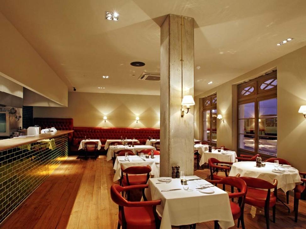 Bijou Restaurant San Francisco