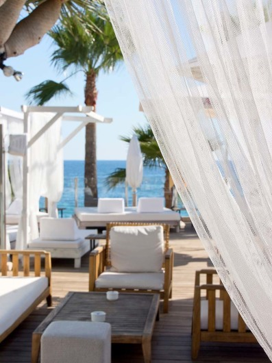 Mood Beach & Restaurant, Bar, Lounge, Costa d´en Blanes, Mallorca, Spain