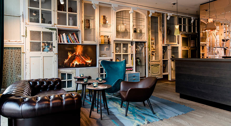 Motel One Amsterdam-Waterlooplein