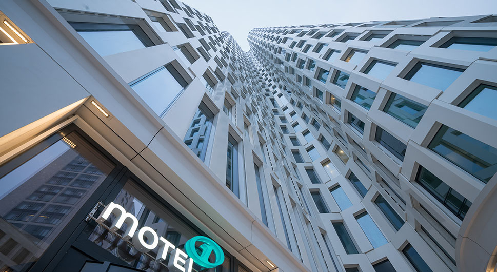 Motel One Berlin Upper West