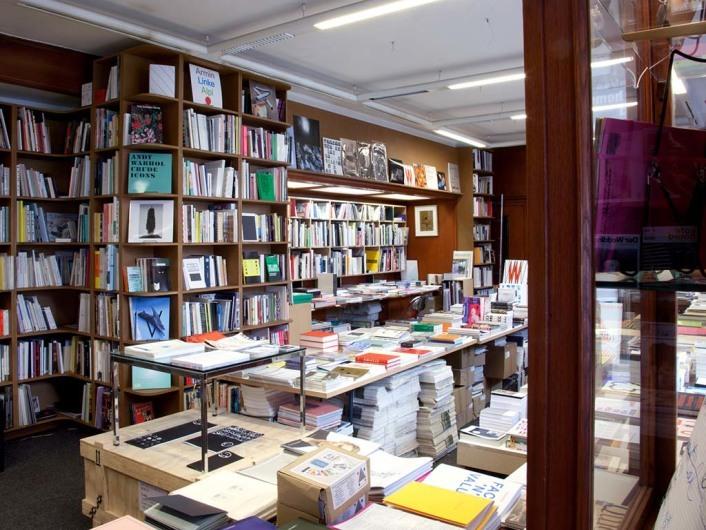 Motto, Bookshop, Berlin