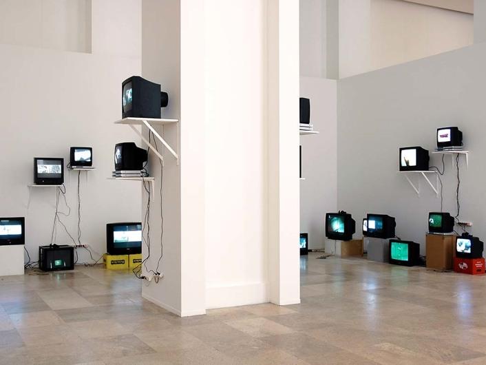 Mus e d 39 art moderne de la ville de paris - Musee d art moderne strasbourg ...