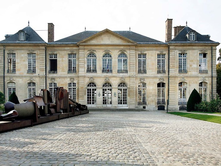 Hotel Biron Musée Rodin (par)www.musee-rodin.fr