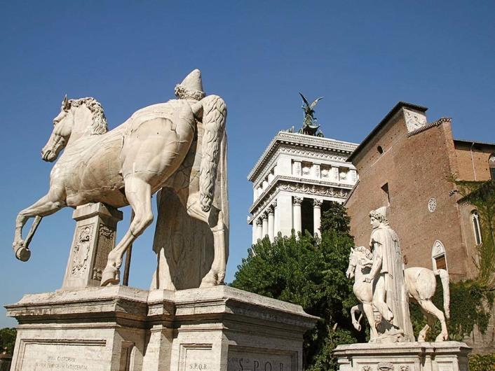 Musei Capitolini/Kapitolinische Museen - Rom