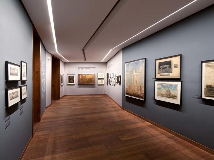 Museum für Architekturzeichnung, Berlin, Germany