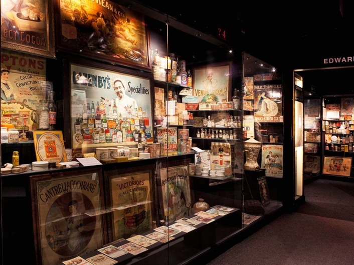 Museum of Brands, London, United Kingdom