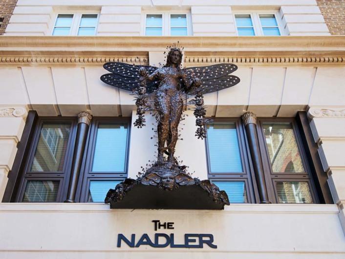 The Nadler; Soho; London; United Kingdom