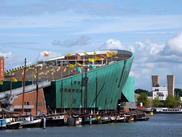 Nemo, Amsterdam, The Netherlands